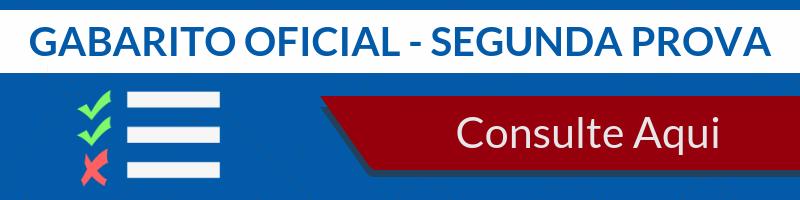 Consulta Gabarito Enem 2018 Oficial - Segunda Prova