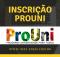 Inscrição Prouni
