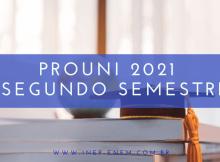 Prouni 2021