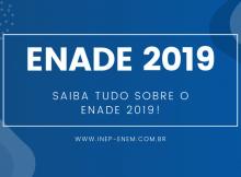 ENADE 2019
